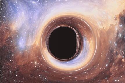 Interstellar Schwarze Loecher
