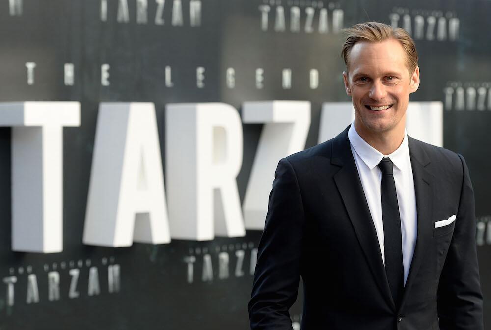 """Bild zu Alexander Skarsgård bei der Premiere von """"The Legend Of Tarzan"""" in London"""