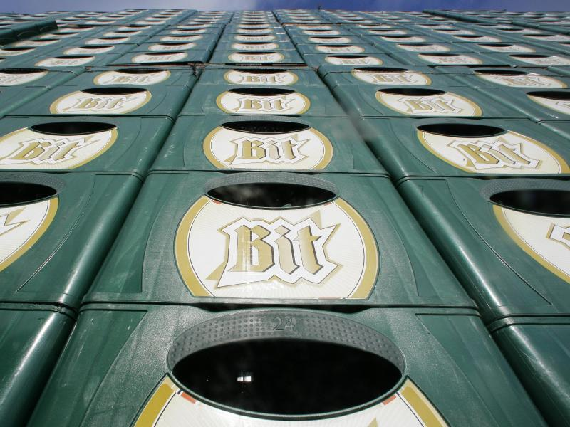 Bild zu Bitburger Brauerei - Bierkisten