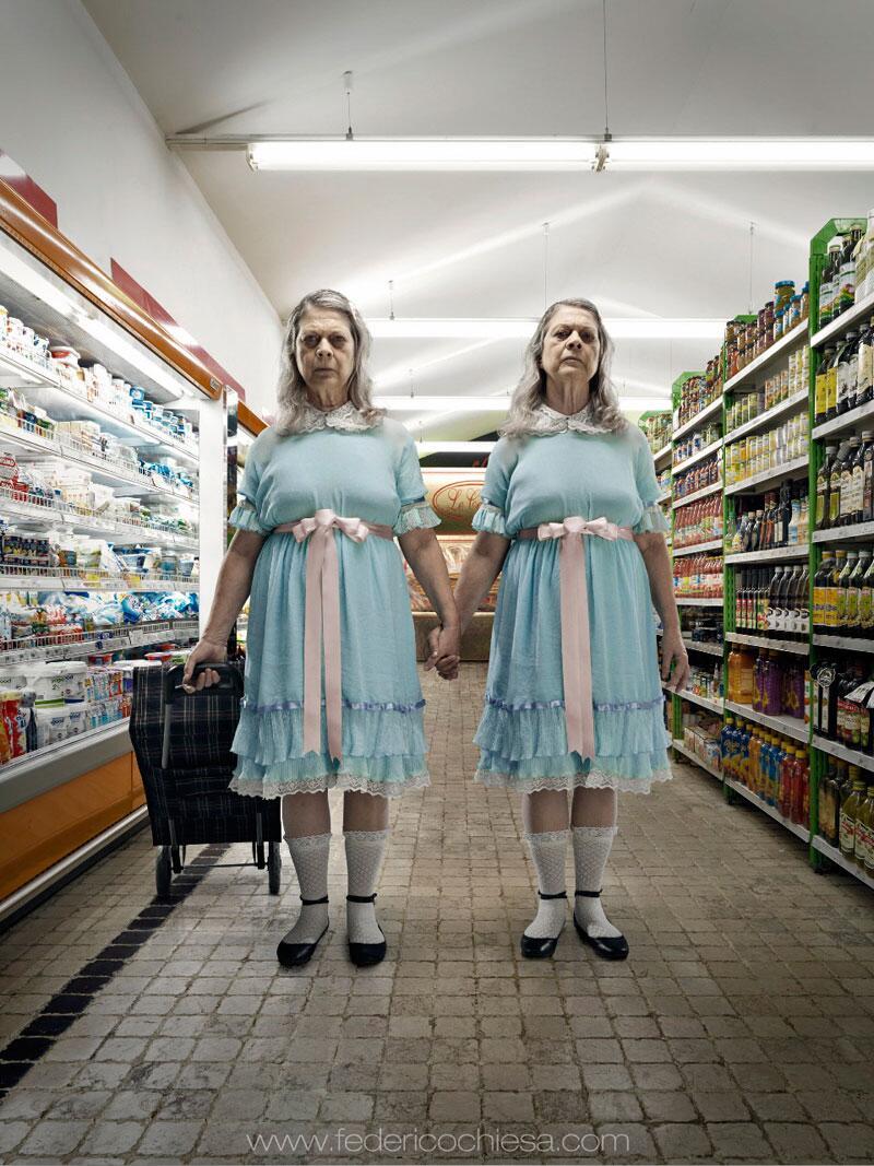 Bild zu Die bösen Zwillinge aus Shining