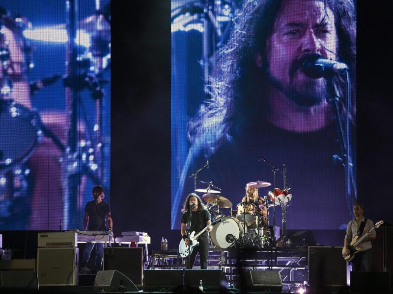 Bild zu Foo Fighters