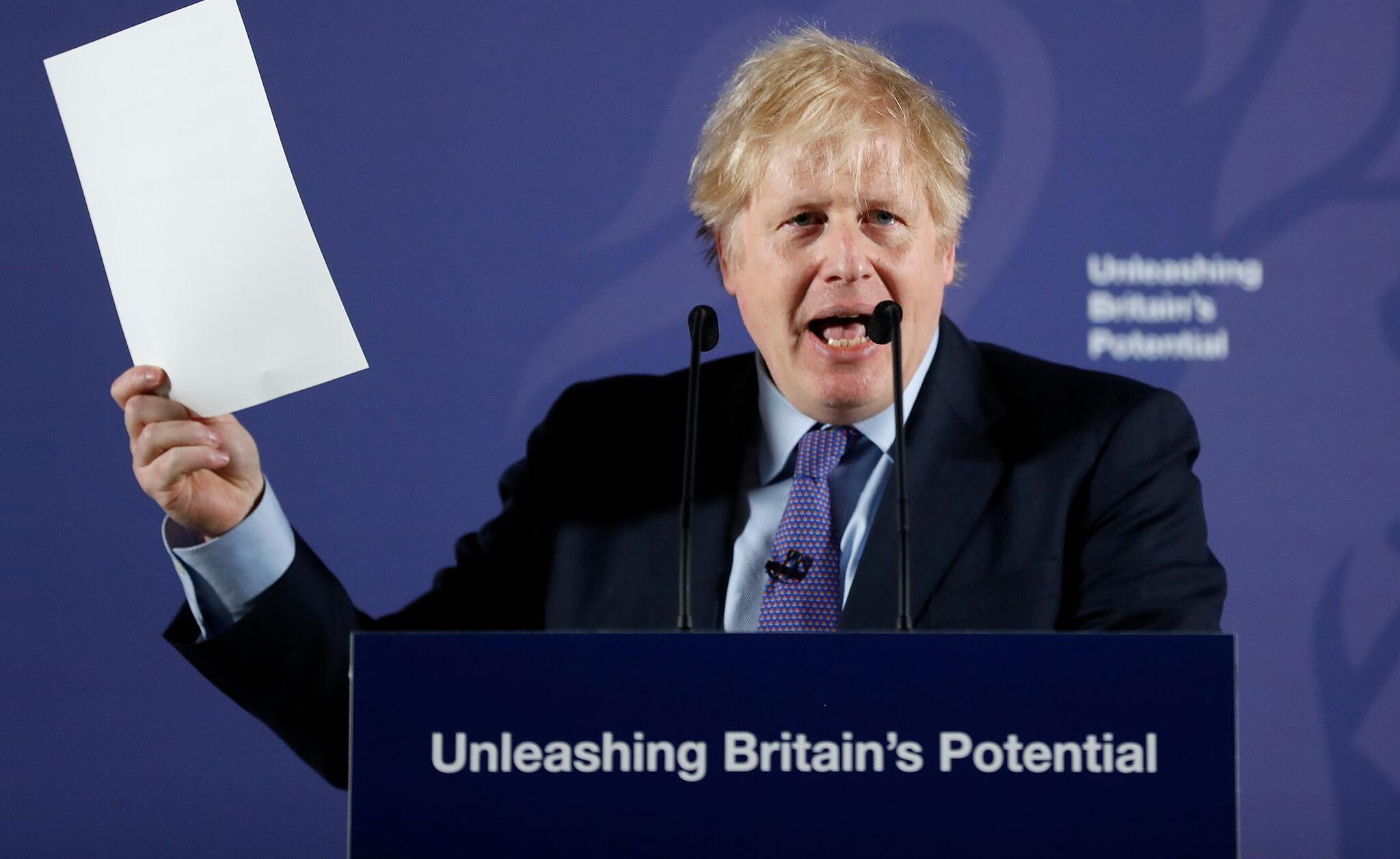 Bild zu Nervenprobe um den Brexit