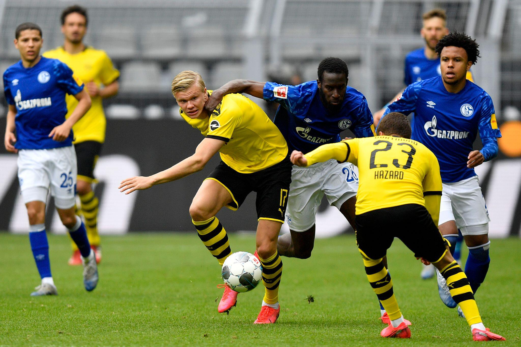 Bild zu Borussia Dortmund – FC Schalke 04