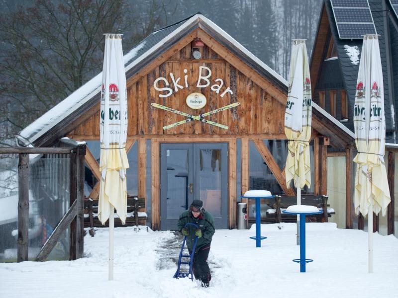 Bild zu Ski Bar im Skigebiet Holzhau