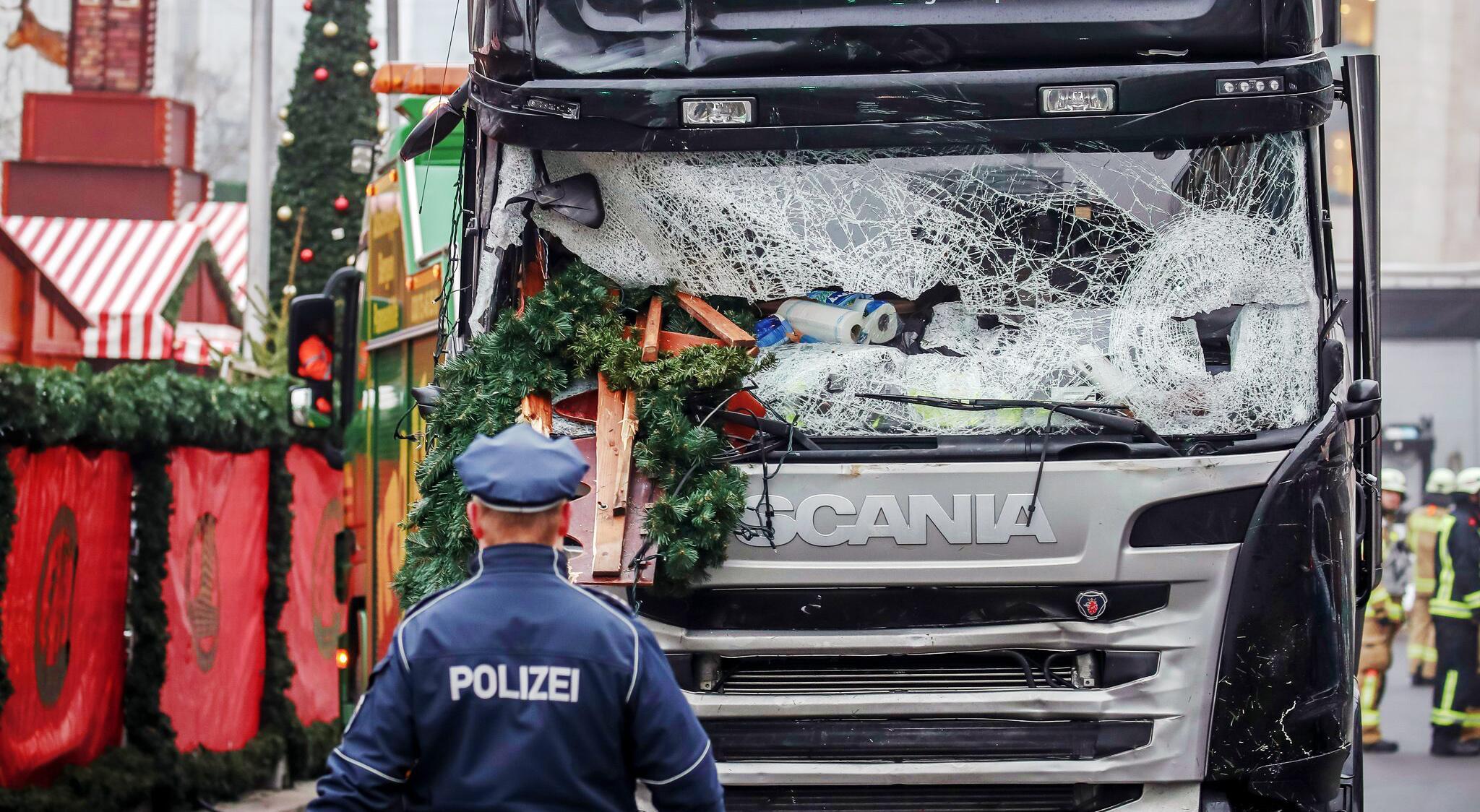 Bild zu Anschlag auf dem Berliner Breitscheidplatz