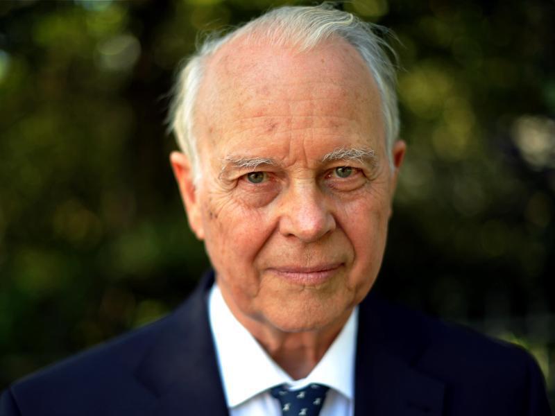 Bild zu Trauerfeier für Ex-Ministerpräsidenten Ernst Albrecht