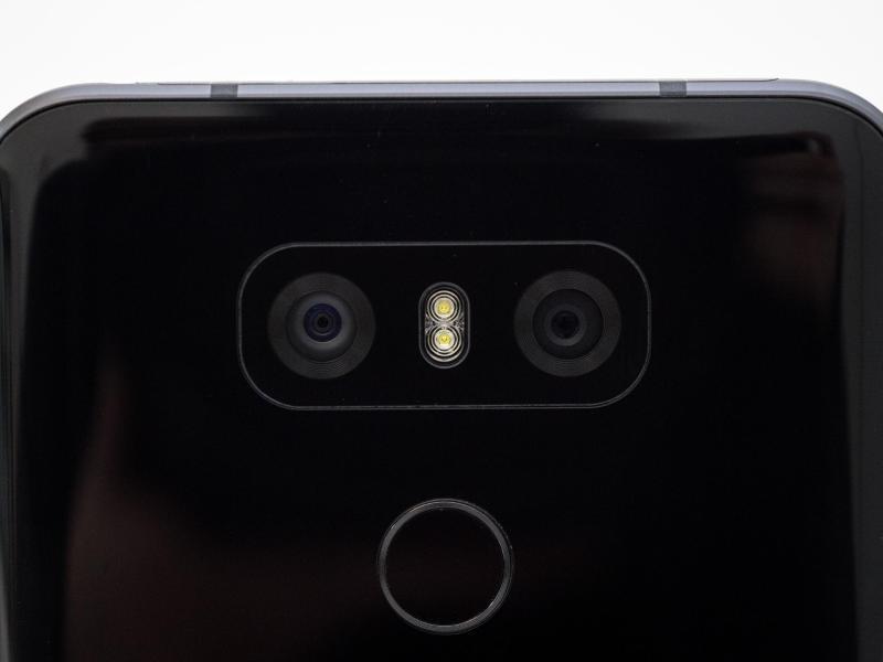 Bild zu LG G6