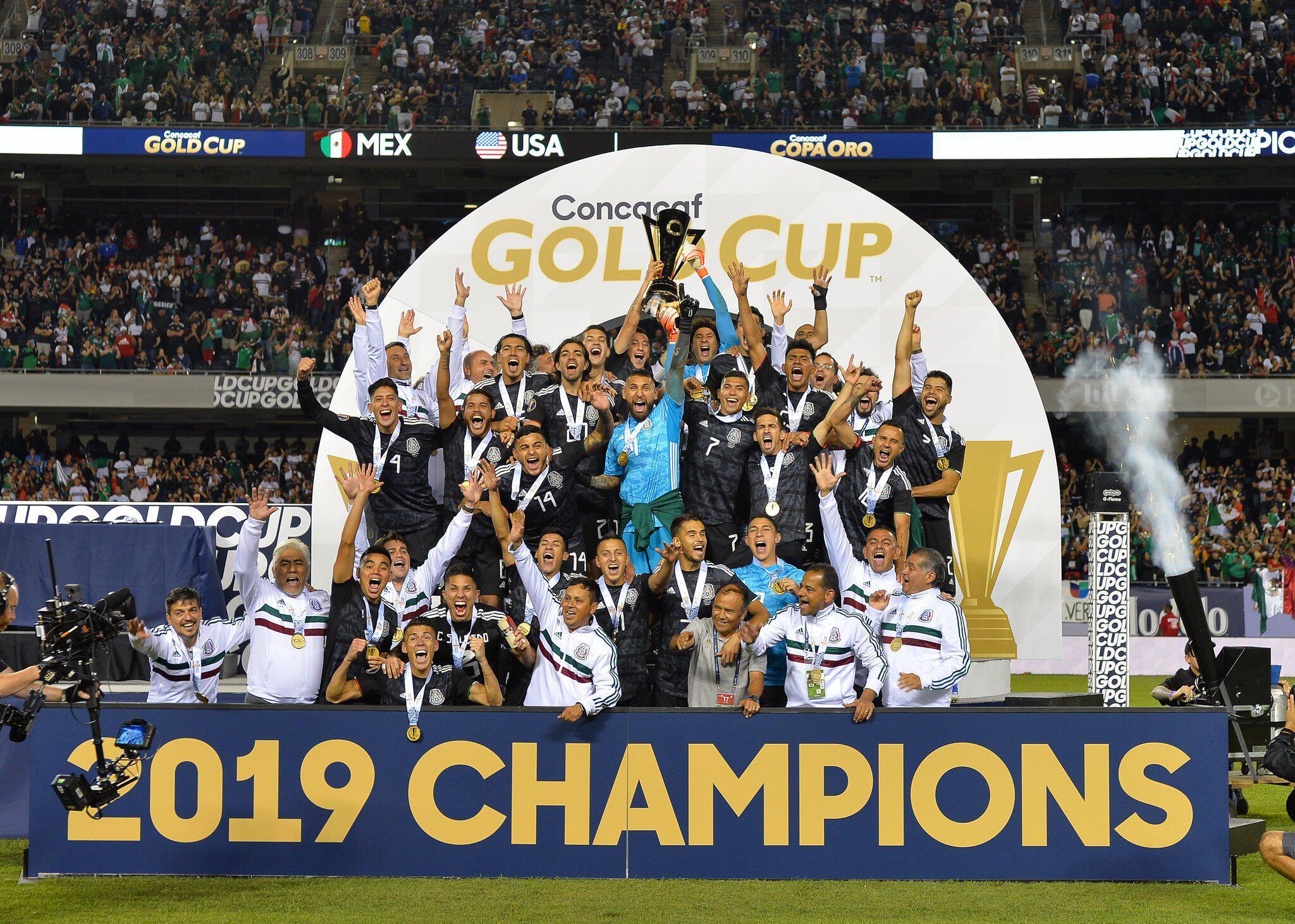 Bild zu CONCACAF Gold Cup: Mexiko - USA
