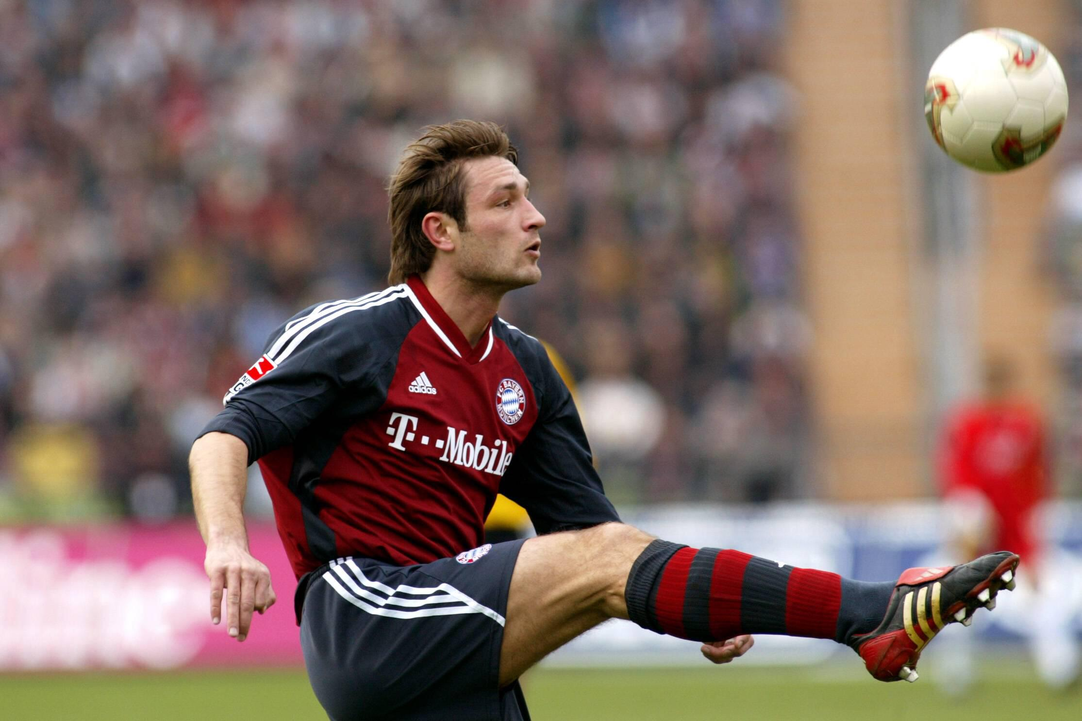 Bild zu Robert Kovac, FC Bayern München, Bundesliga, 2002/03