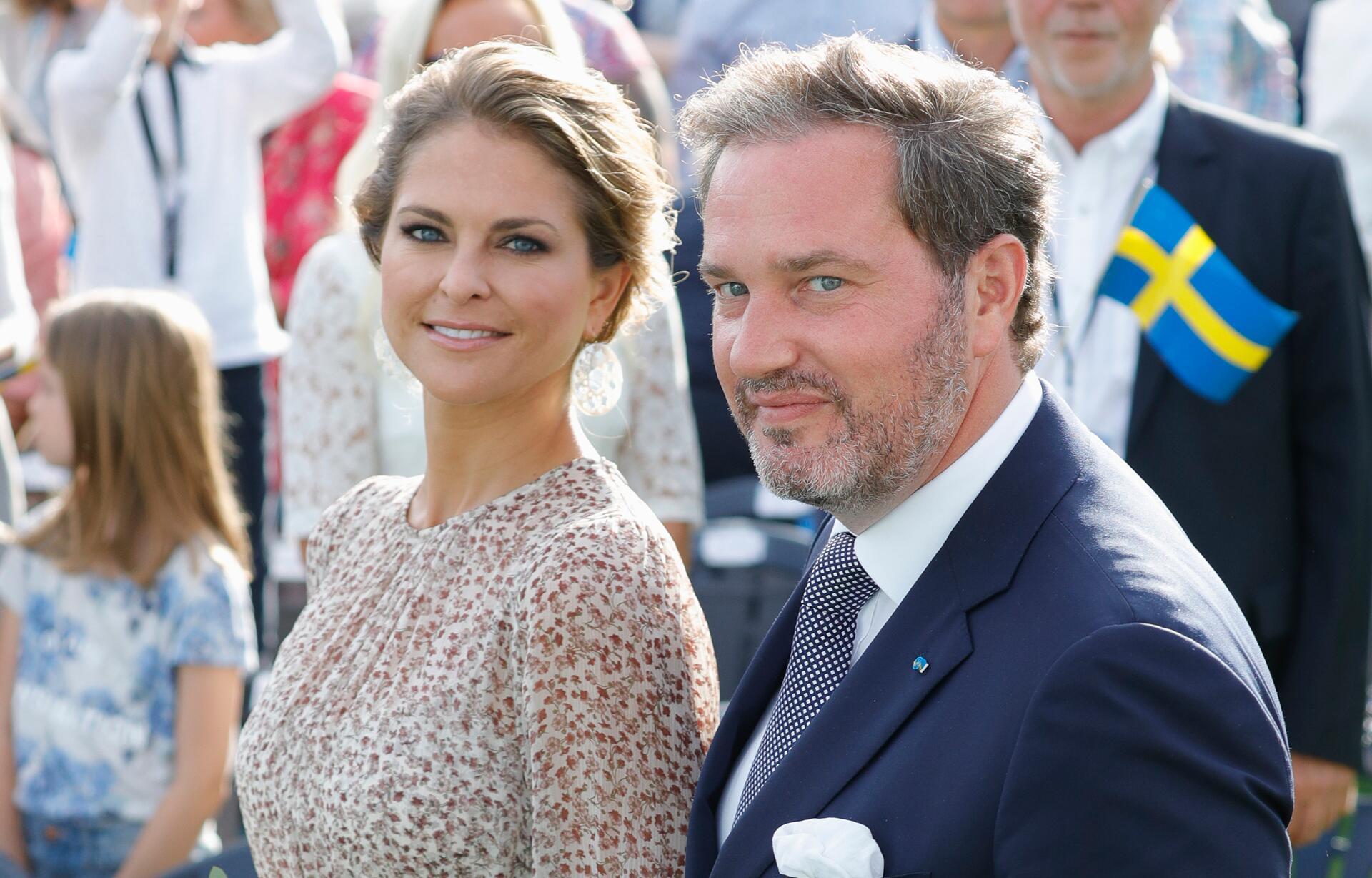 Bild zu Prinzessin Madeleine erwartet ihr drittes Kind