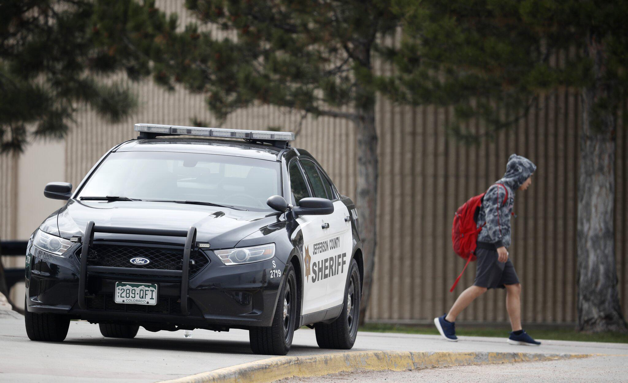 Bild zu Columbine Highschool