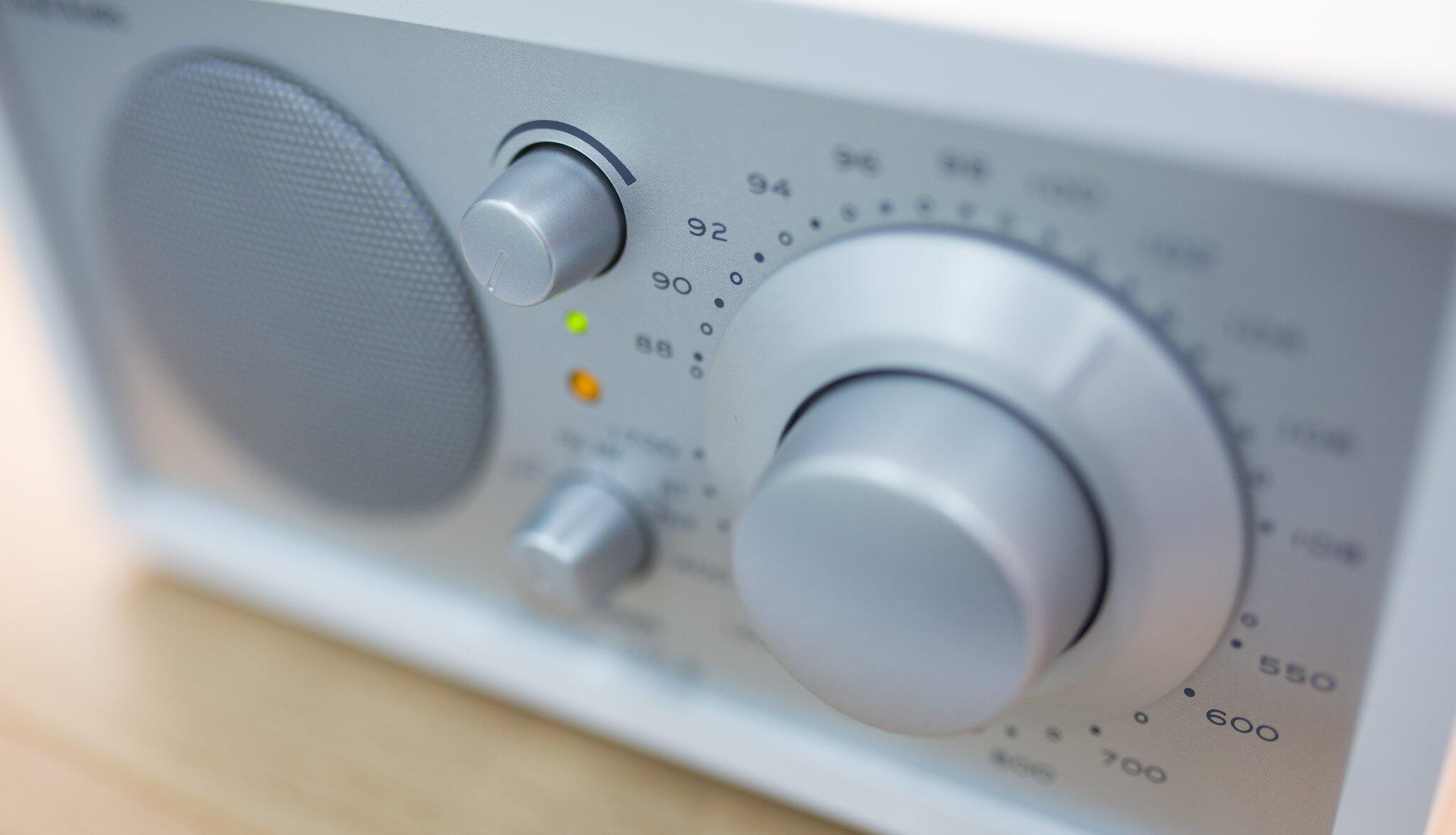 Bild zu Radionutzung - Radiogerät