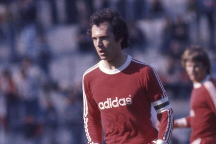 Franz Beckenbauer, FC Bayern München, Bundesliga