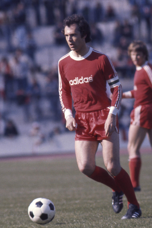 Bild zu Franz Beckenbauer, FC Bayern München, Bundesliga