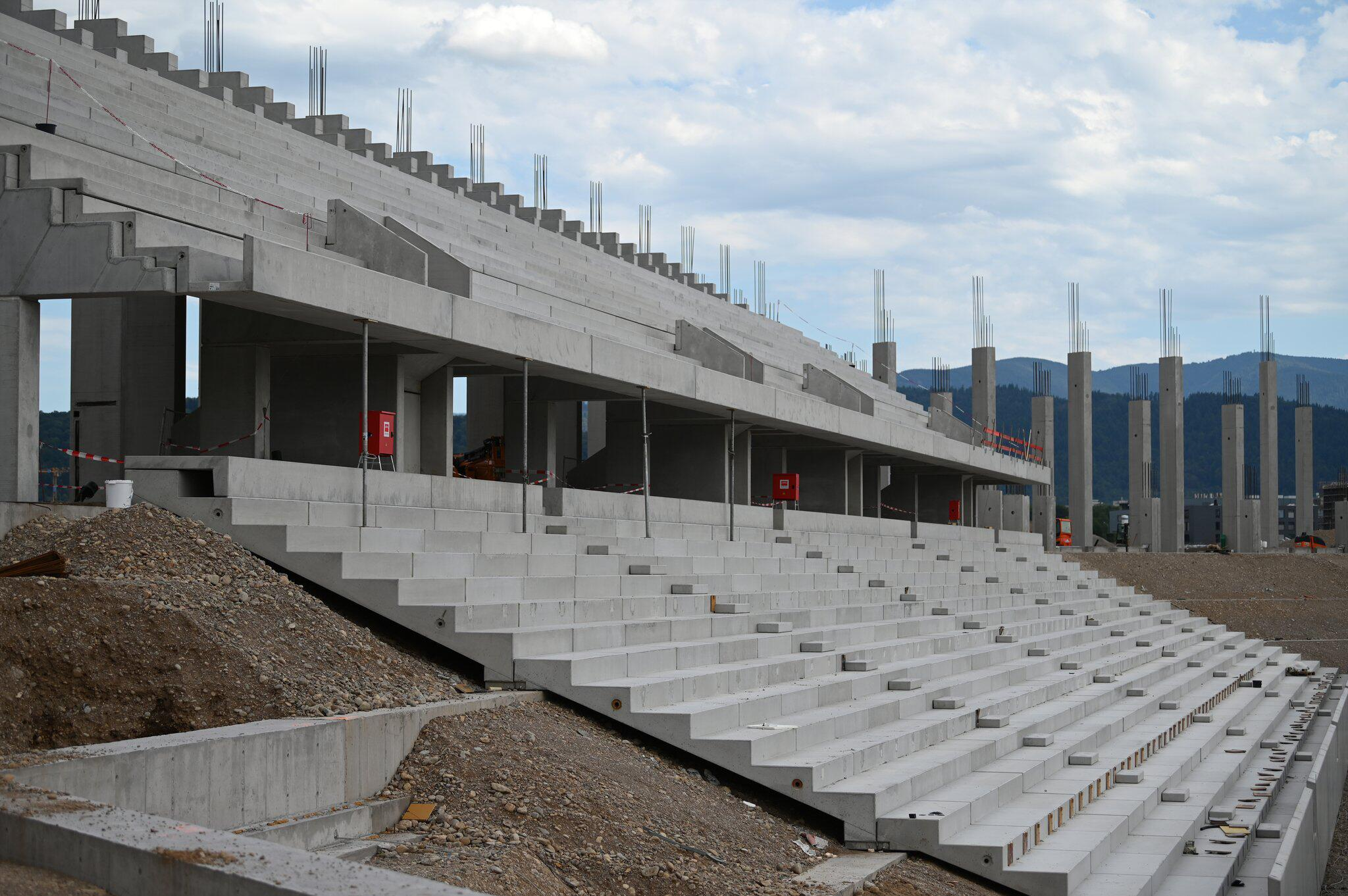 Bild zu Stadionneubau SC Freiburg
