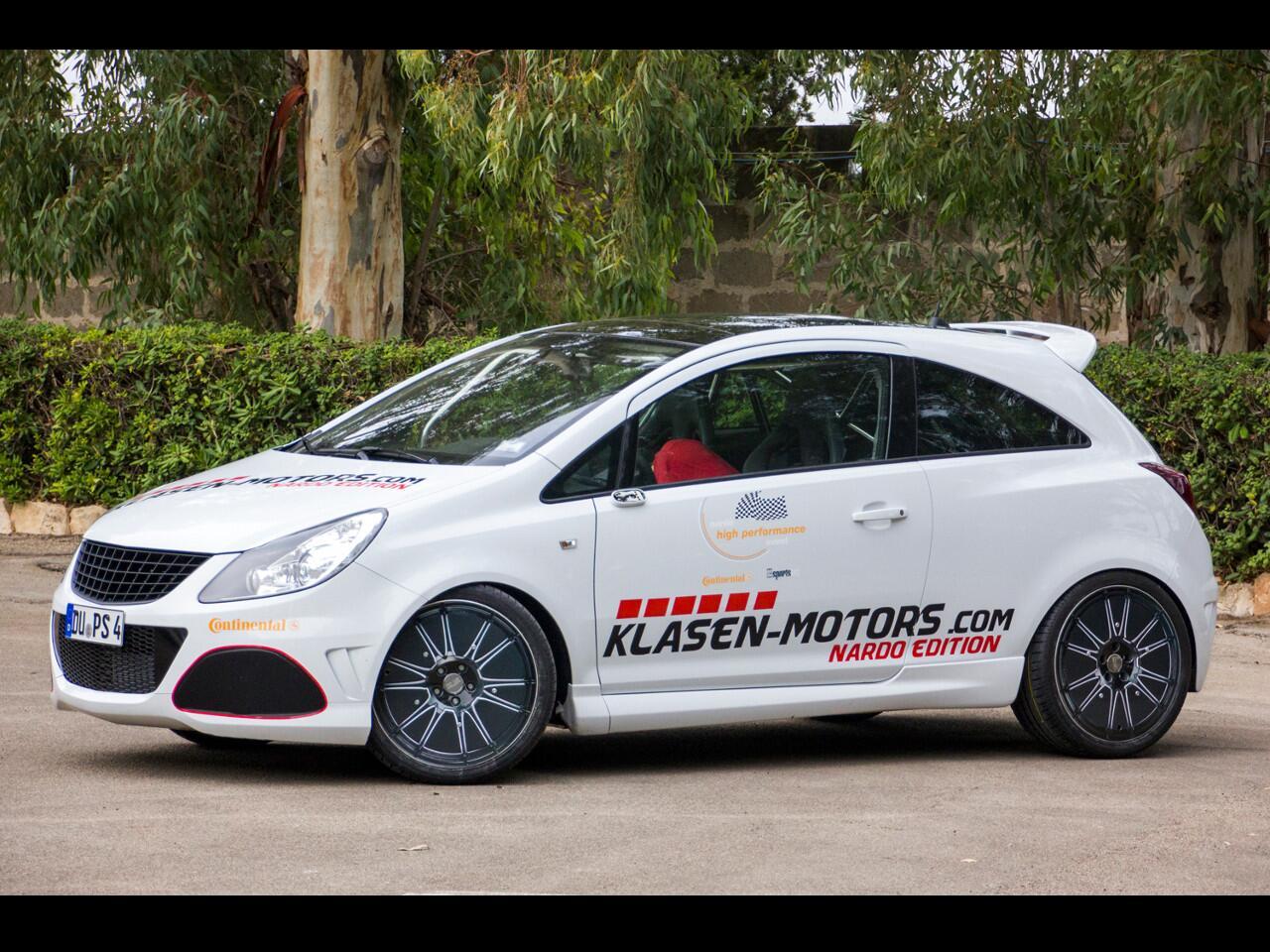 Bild zu Opel Corsa OPC Nardo Edition: So schnell war der kleine Opel noch nie!