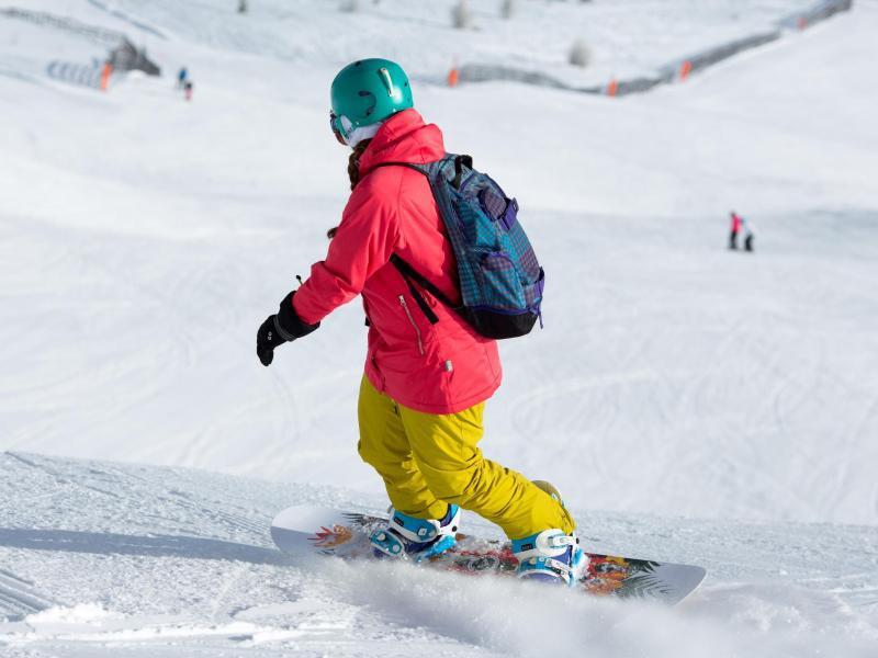 Bild zu Snowboard-Boom