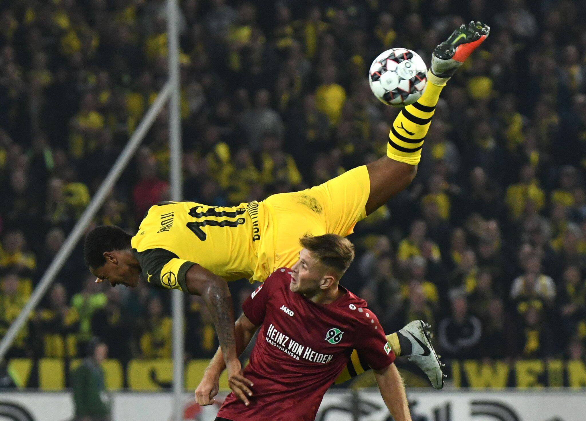 Bild zu Hannover 96 - Borussia Dortmund