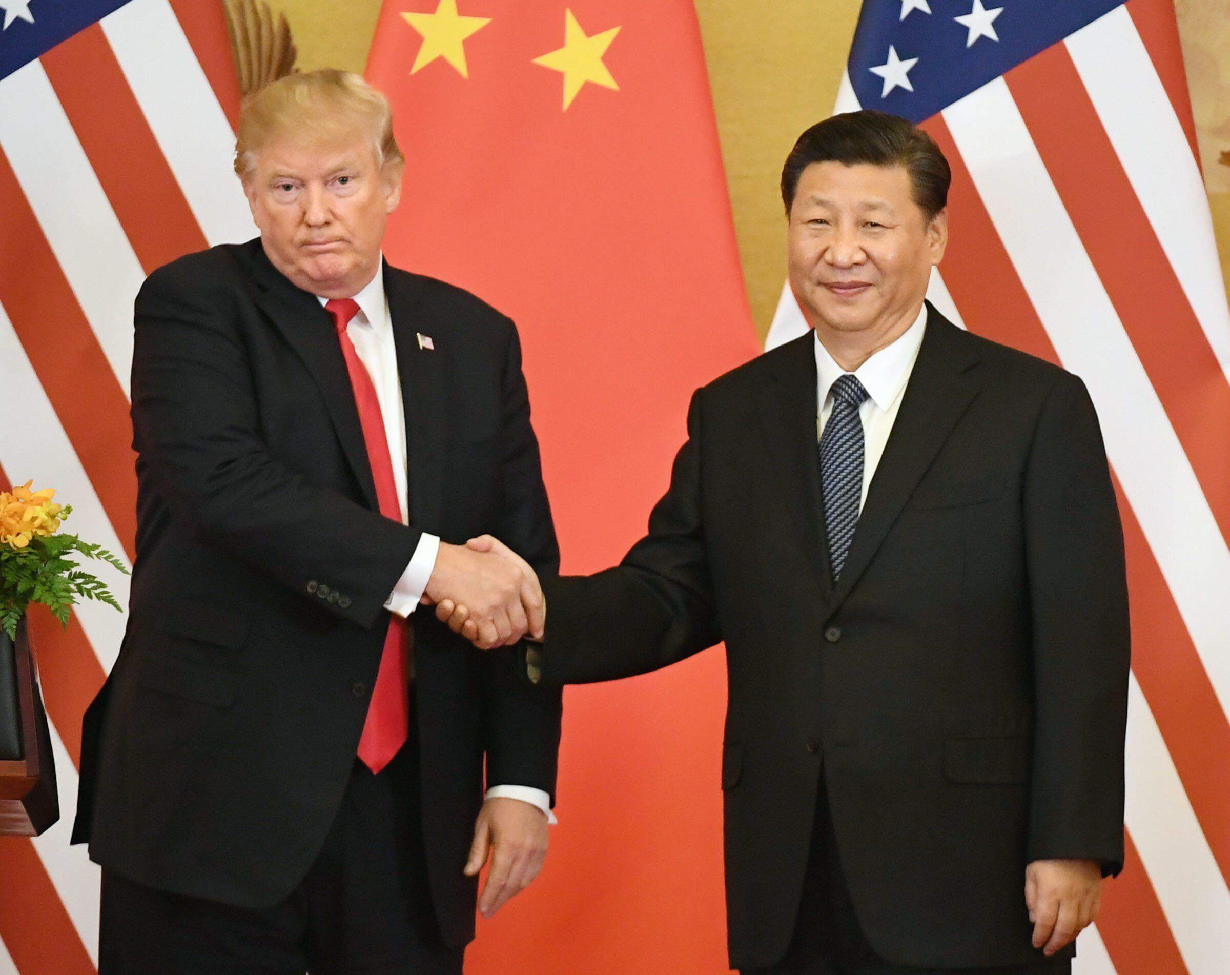 Bild zu Handelsstreit USA China