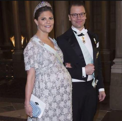 Bild zu Erfreuliche Indizien: Prinzessin Victorias Baby kommt früher!