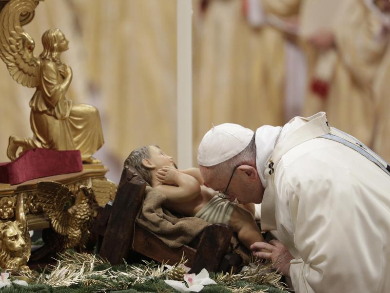 Bild zu Neujahr im Vatikan