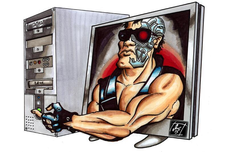 Bild zu Online-Attacke auf den heimischen PC