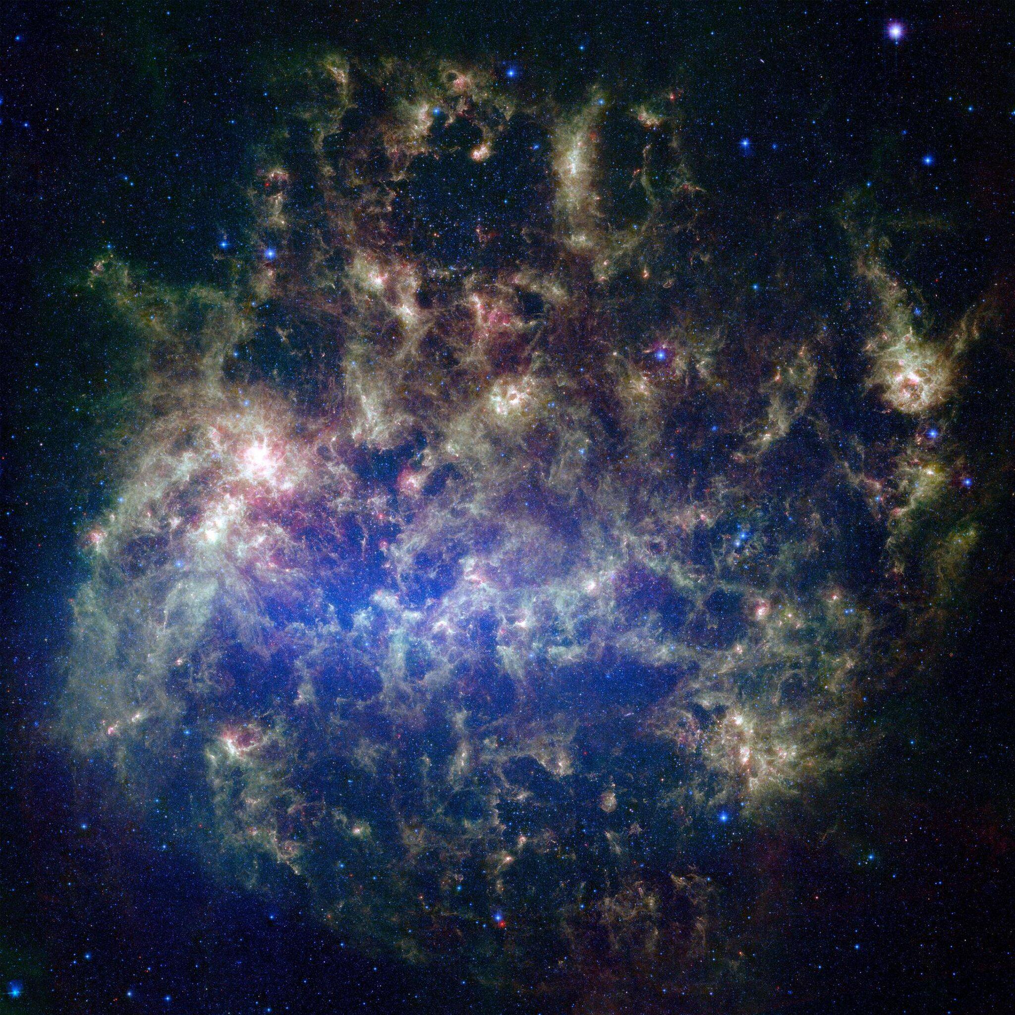 Bild zu Große Magellan'sche Wolke