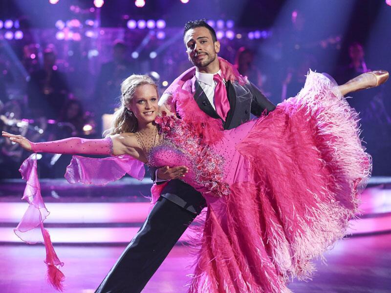 Bild zu Dancing Stars: Daniel Serafin