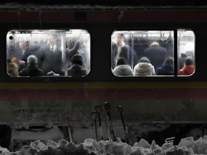 Bild zu Zug
