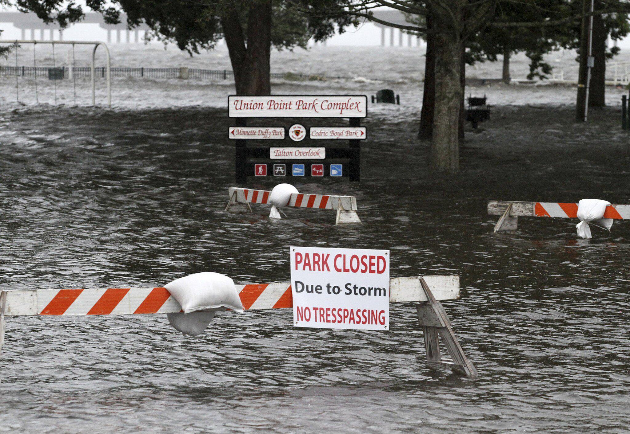 Bild zu Hurricane Florence, USA