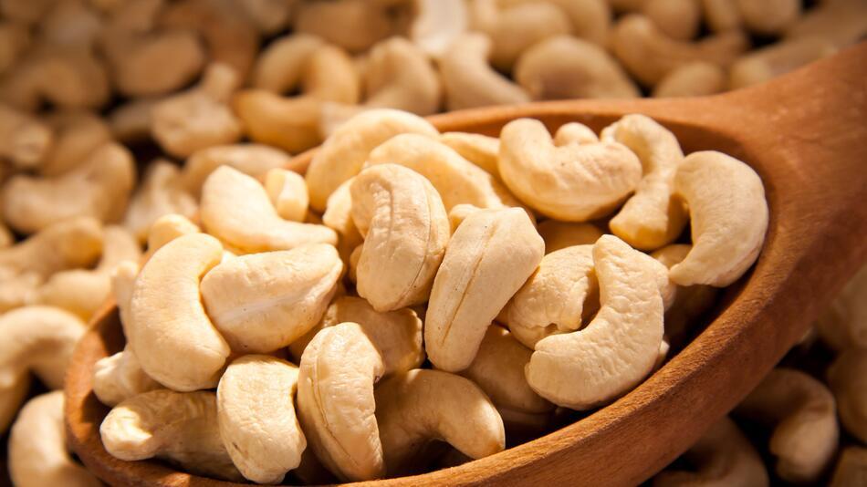 cashewnuss, gesundheit, essen, nährstoffe, inhaltstoffe, gesunde ernährung, nüsse