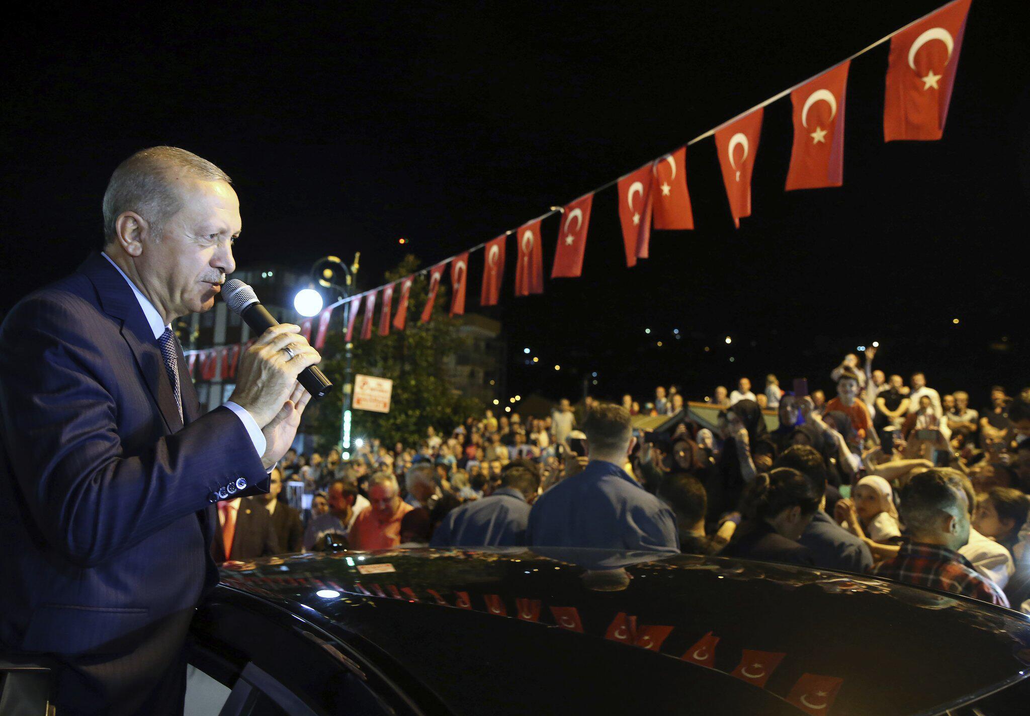 Bild zu Türkei, Erdogan