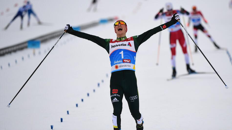 Nordische Ski-WM, Ski-WM, Seefeld, Eric Frenzel, Nordische Kombination