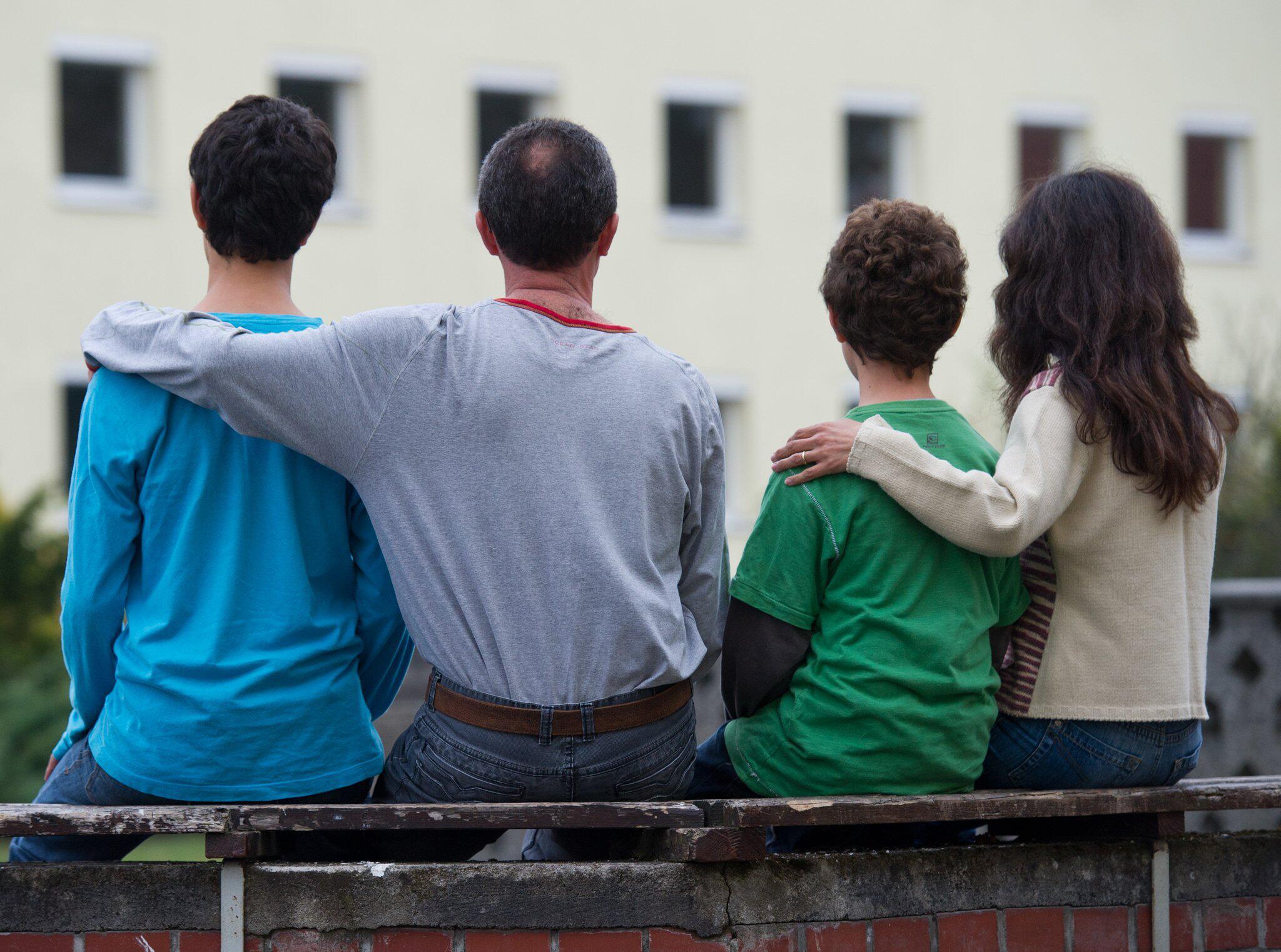 Bild zu Flüchtlingsfamilie aus Syrien