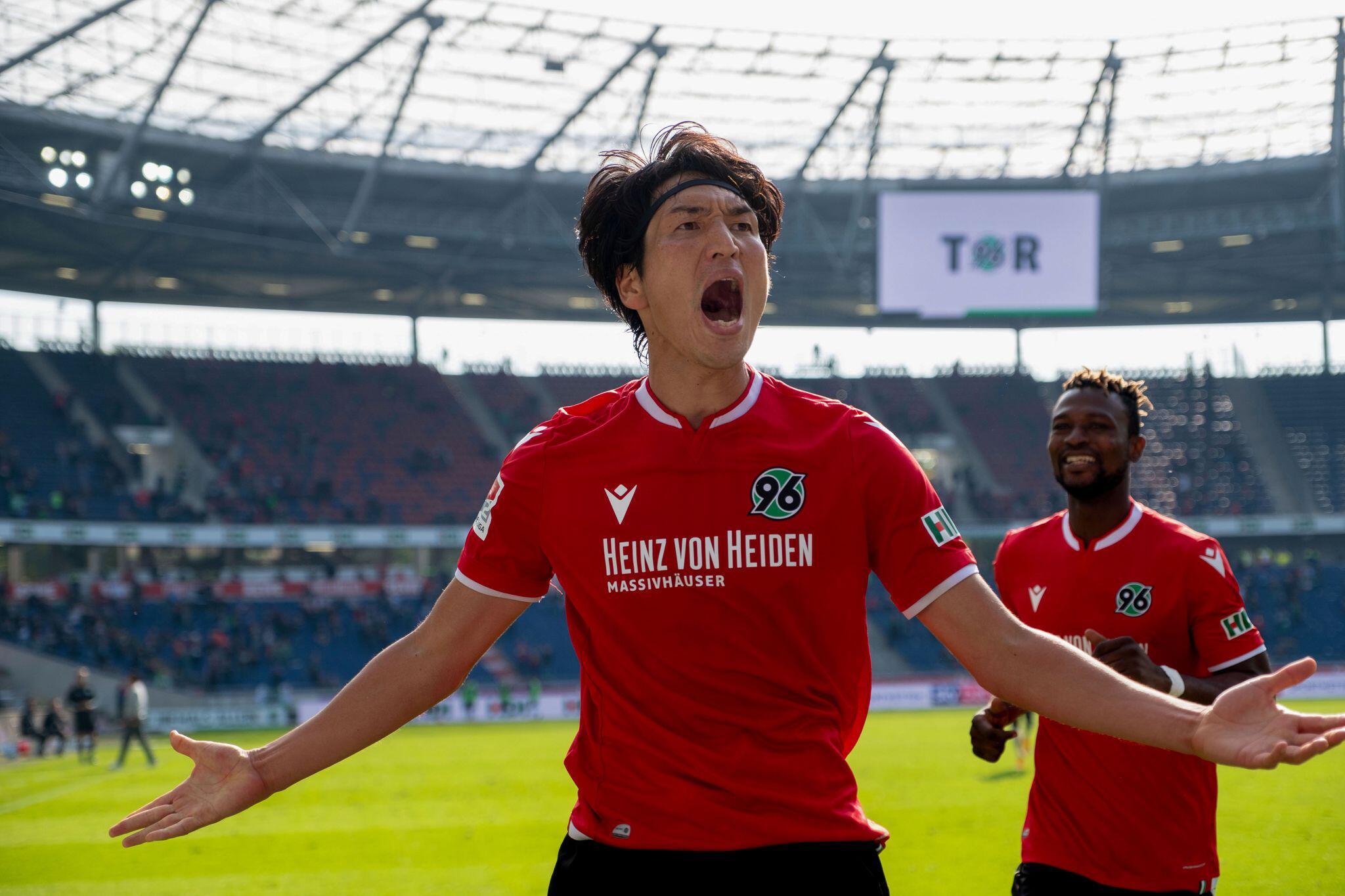Bild zu Hannover 96 - Eintracht Braunschweig