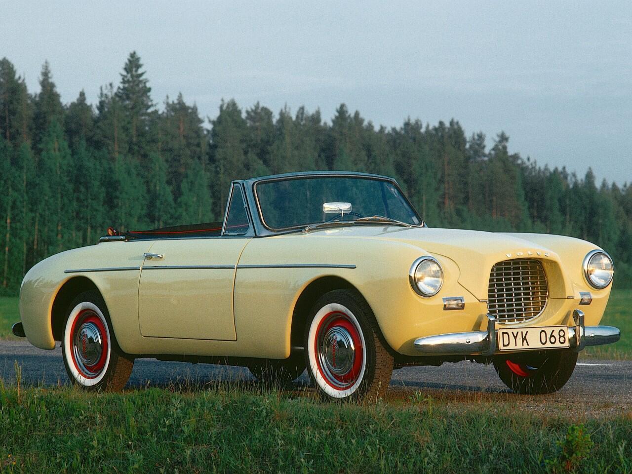 Bild zu Volvo Sport (P1900) von 1956/1957