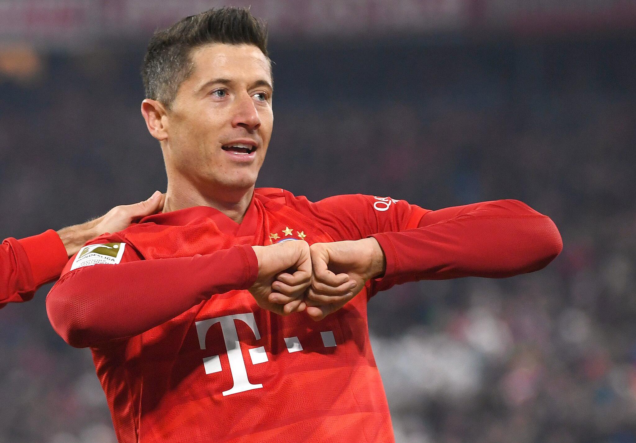 Bild zu Bayern Munich - FC Schalke 04