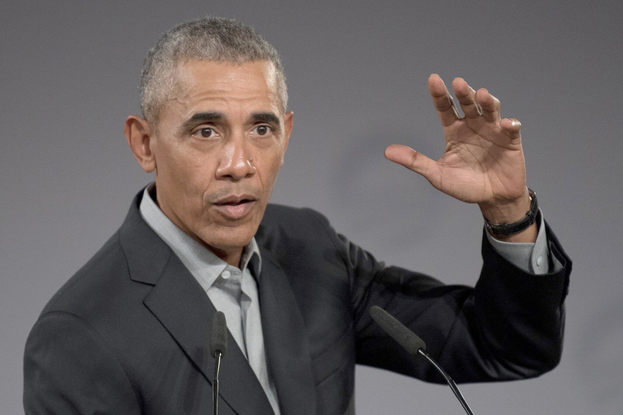 Bild zu Obama verurteilt Sprache des Hasses