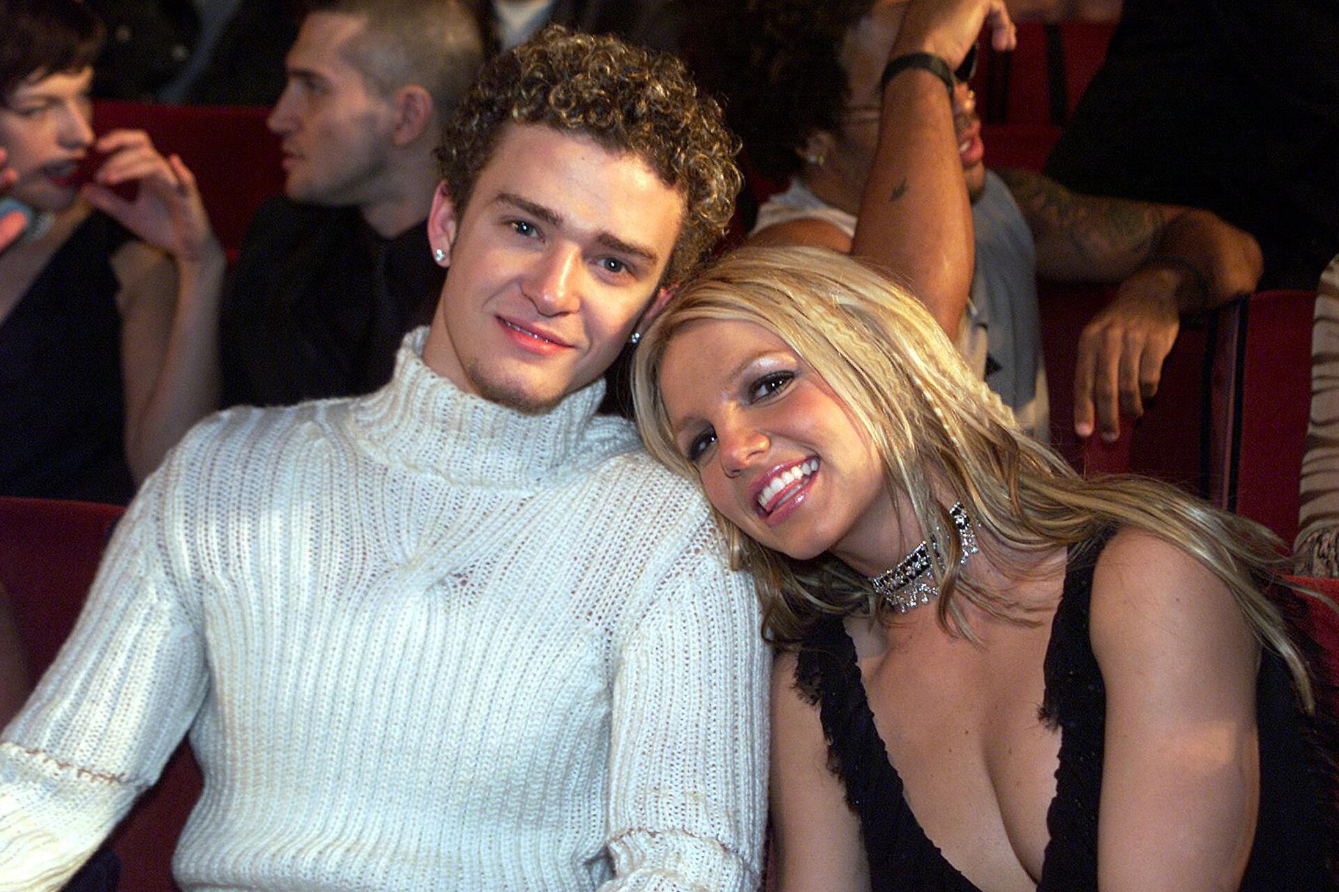 Bild zu Britney Spears, Justin Timberlake