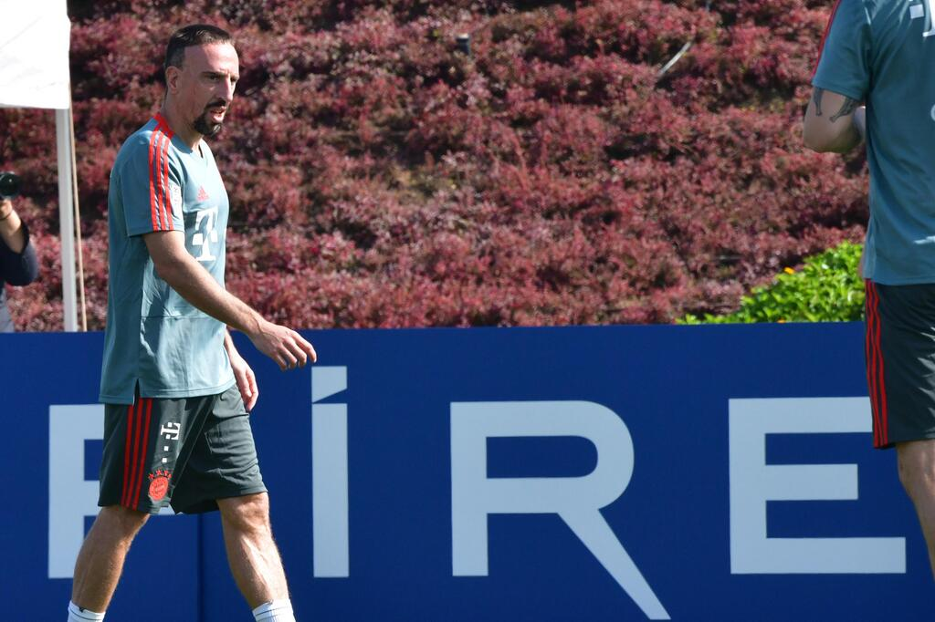 Ribéry, Bayern, München, Doha, Trainingslager, Bundesliga, Steak