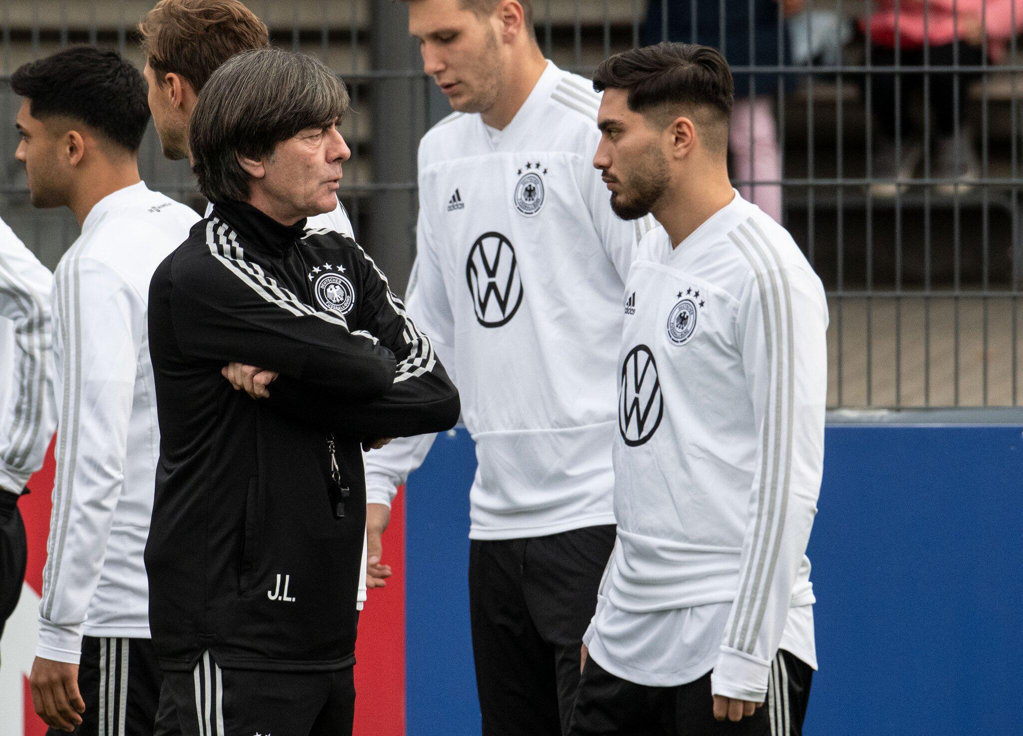 Bild zu Deutsche Fußball-Nationalmannschaft