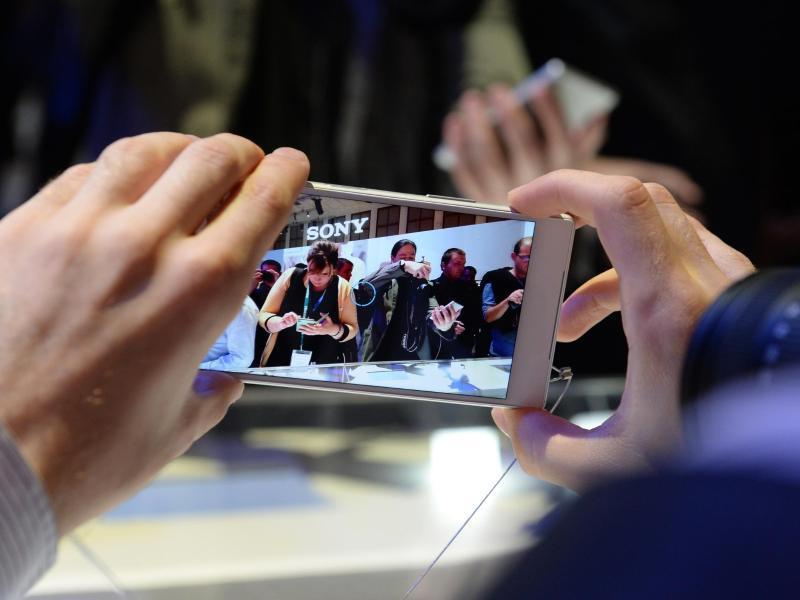 Bild zu Sony Xperia Z5