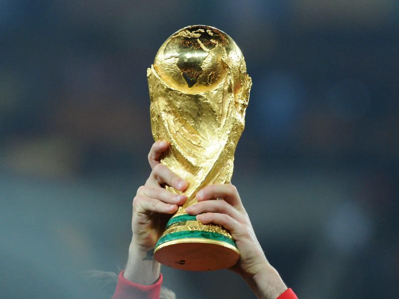 Bild zu Fußball-WM 2018