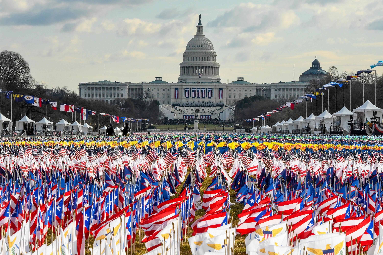 Bild zu US-Kapitol in Washington.
