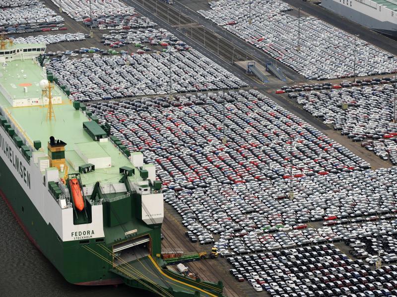 Bild zu Auto-Export