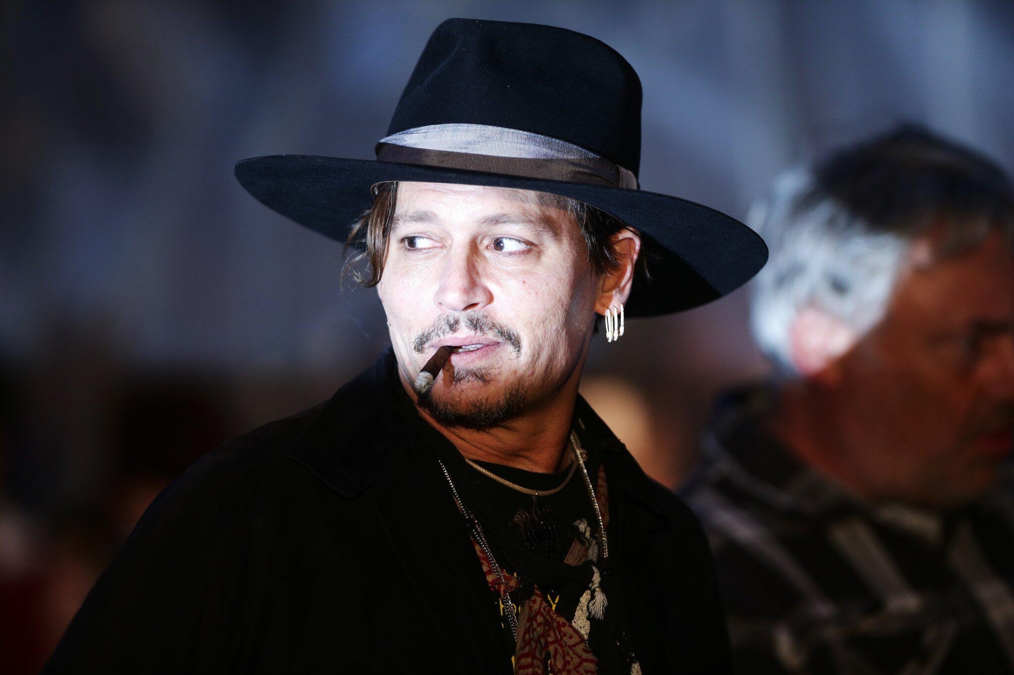Bild zu Johnny Depp