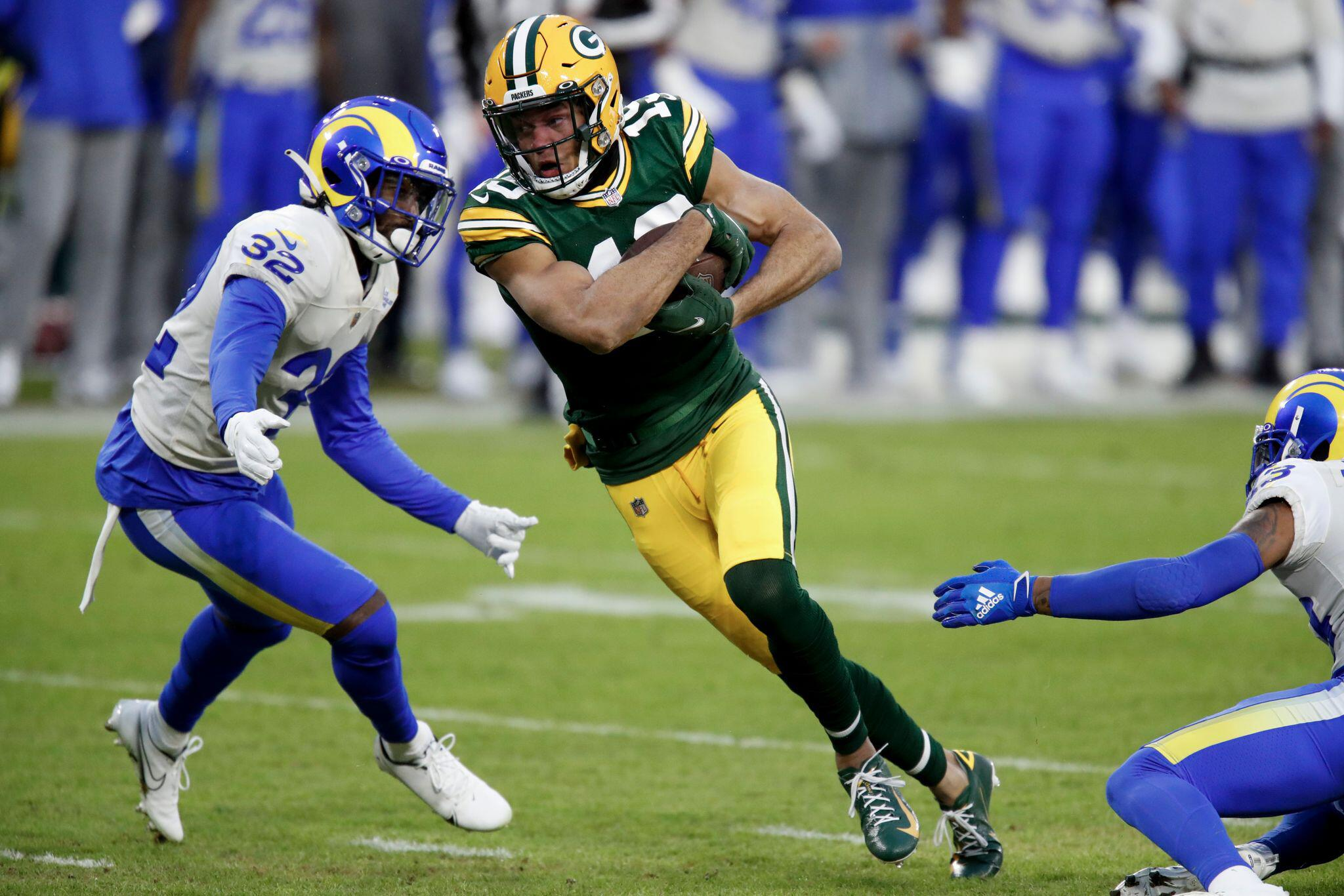 Bild zu Green Bay Packers - Los Angeles Rams