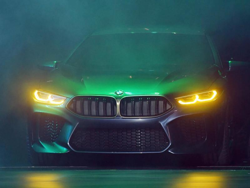 Bild zu Autosalon Genf - BMW