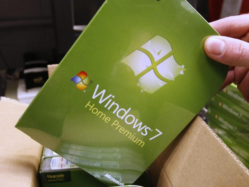 Bild zu Windows 7
