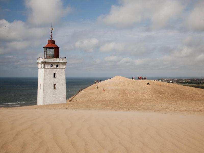 Bild zu Leuchtturm Rubjerg Knude Fyr